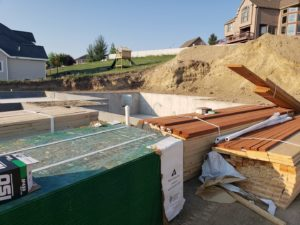 wood and materials for house construction | crosswinds construction | Gillette, Wyoming