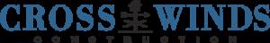 logo | crosswinds construction | Gillette, Wyoming