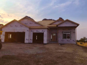 wrapped home construction | crosswinds construction | Gillette, Wyoming