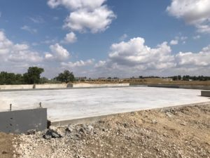 house foundation | crosswinds construction | Gillette, Wyoming